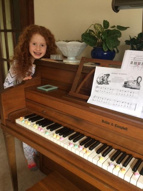 piano keyboard game